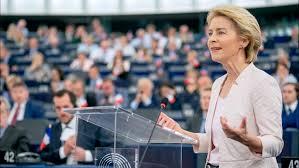 Un año de Comisión von der Leyen: el recuerdo de un futuro esperanzador
