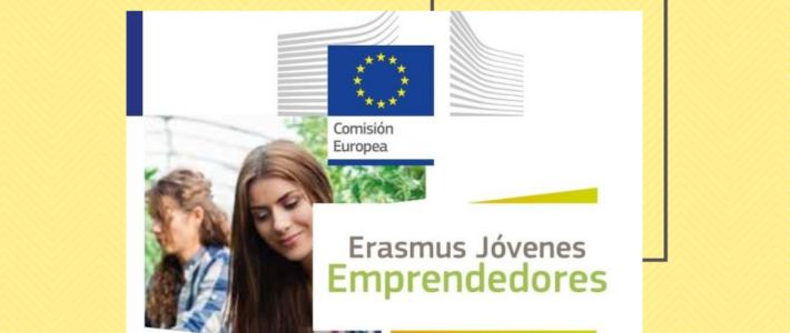 Charla Virtual: Erasmus Emprendedores