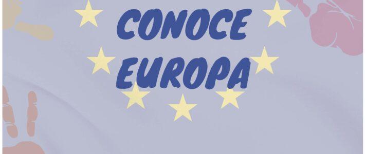 Día de Europa en el CEIP San José Obrero