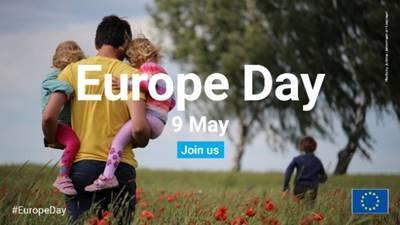 Día de Europa, 71 años de paz